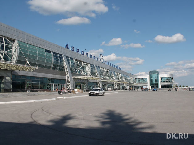 Выборы генподрядчика реконструкции терминалов Толмачёво проведут в начале 2020 г.