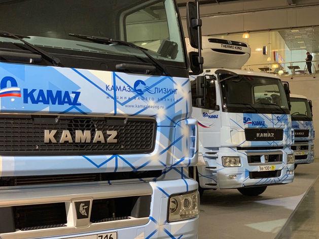 Открылся новый филиал «КАМАЗ-ЛИЗИНГ» в Новосибирске