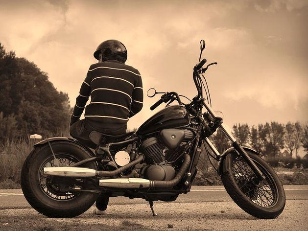 Новосибирские мотоциклисты в 2019 г. купили больше всего «харлеев»