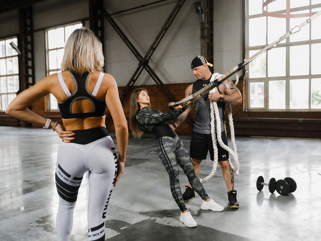 Абонементы в фитнес-клуб на Черную пятницу — выгодное вложение в себя!