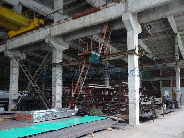 Производственный комплекс и административное здание продаются в Новосибирске