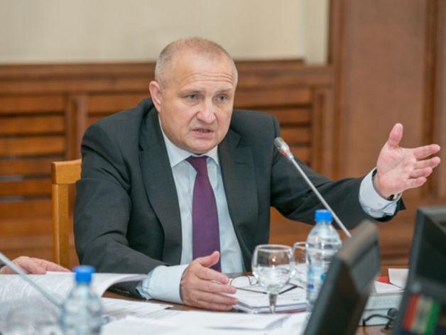 Николай Мамулат: «Диалог бизнеса и власти формирует благоприятный инвестклимат»