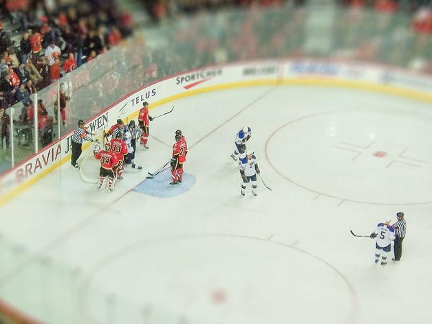 Проведение МЧМ-2023 зависит от решения международной федерации хоккея