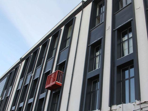 Инвесторы перестроили здание 1948 года на ул. Фабричной, 39.