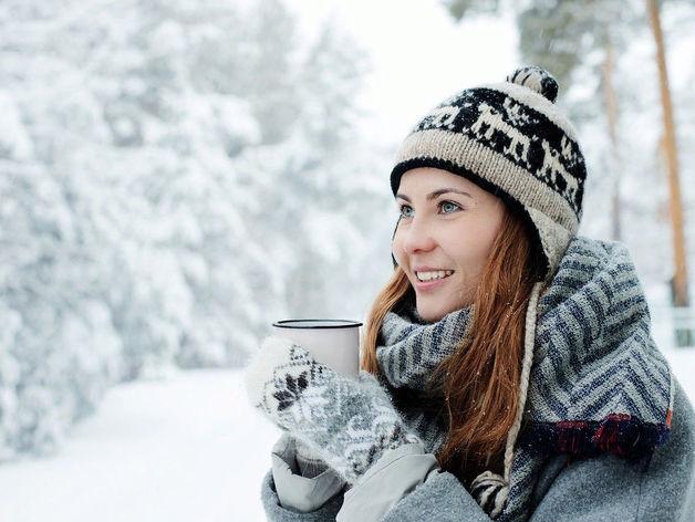 На выходных в Новосибирск придет новогодняя погода