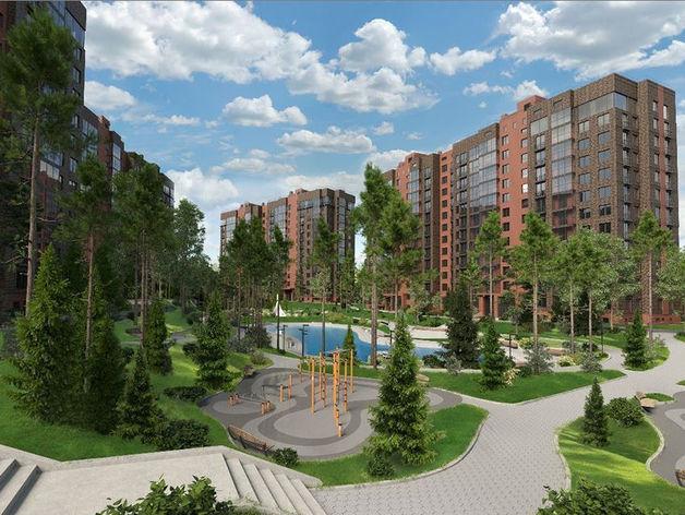 ТОП‑10 ЖК Новосибирской области с концепцией «Двор без машин»
