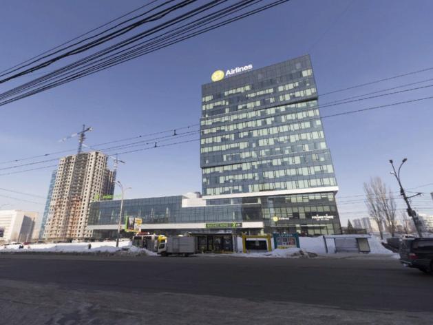 S7 судится с застройщиком из-за здания бизнес-центра