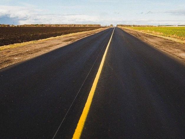 Опасную колею уберут ремонтники на Бердском шоссе