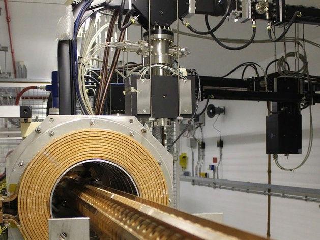Новосибирский завод будет производить оборудование для СКИФа