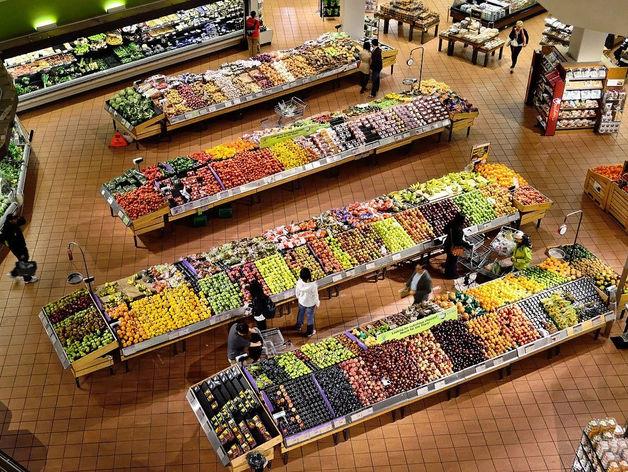 Сеть новосибирских гипермаркетов запустила доставку по городу