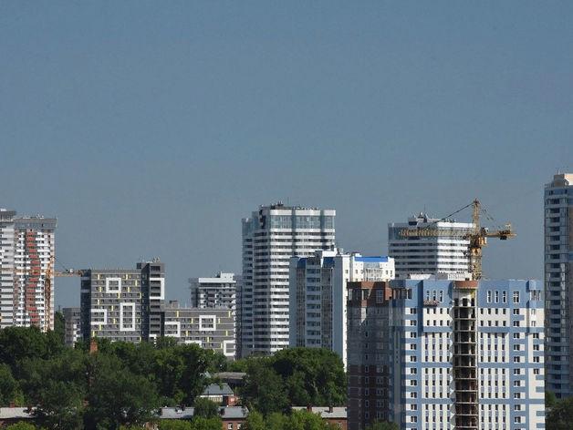 Новосибирск попал в десятку регионов, взявших 42% всех ипотек РФ