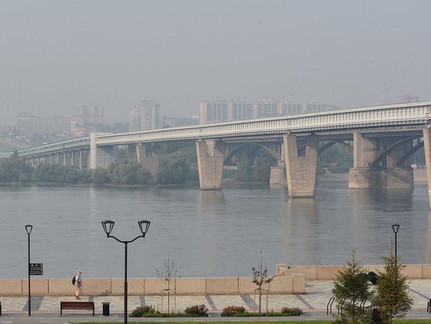 Новую набережную начали строить в одном из микрорайонов Новосибирска