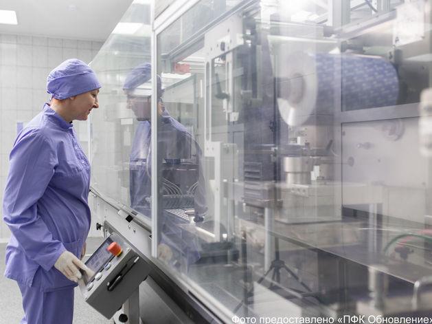 «Сименс Финанс» поставил на предприятие RENEWAL фармацевтическое оборудование