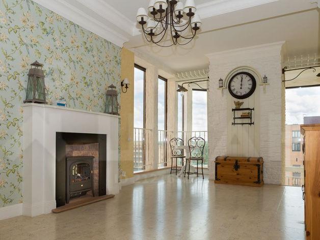 Огромную квартиру за 80 миллионов продают в Новосибирске