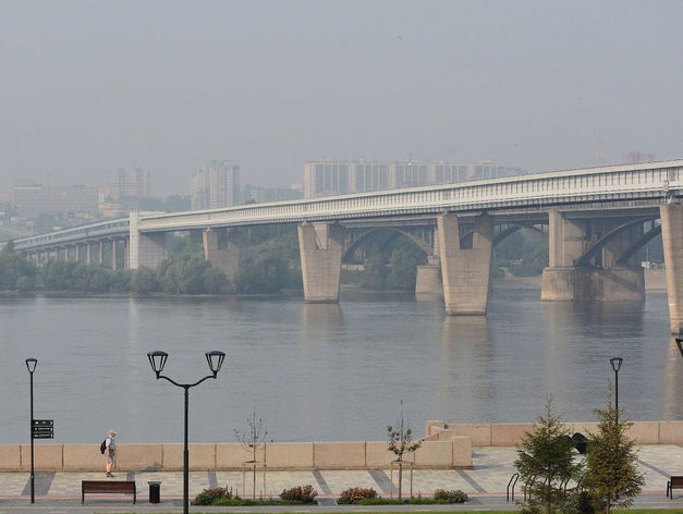 Новый пешеходный мост к Михайловской набережной появится в Новосибирске