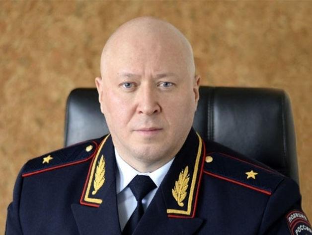 Путин назначил нового начальника регионального МВД