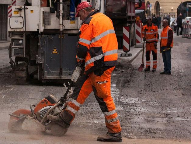 Ремонт на Титова в Новосибирске могут закончить раньше срока
