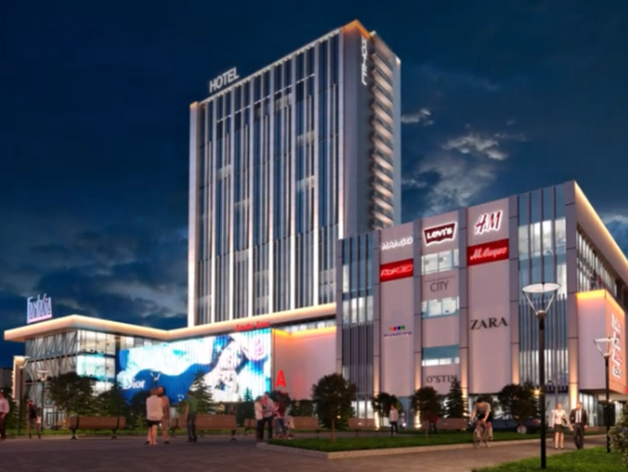 Гостиницу «Турист» достроят к Молодежному ЧМ по хоккею