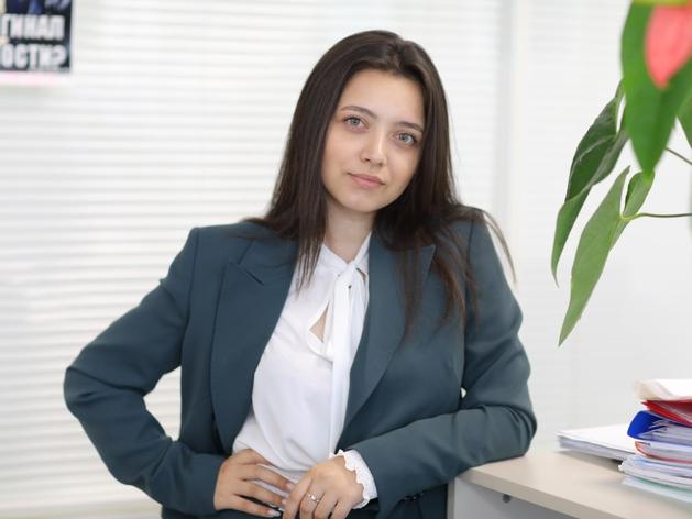 Кристина Пологутина, юрист