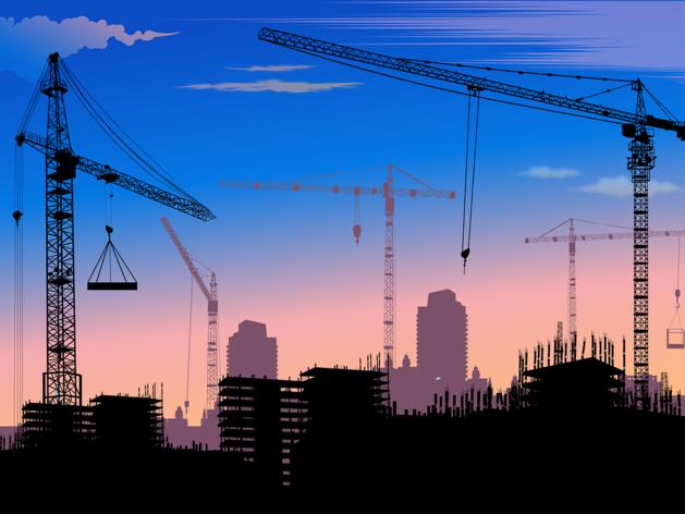 Объемы строительства в Новосибирске превысили средние показатели по РФ