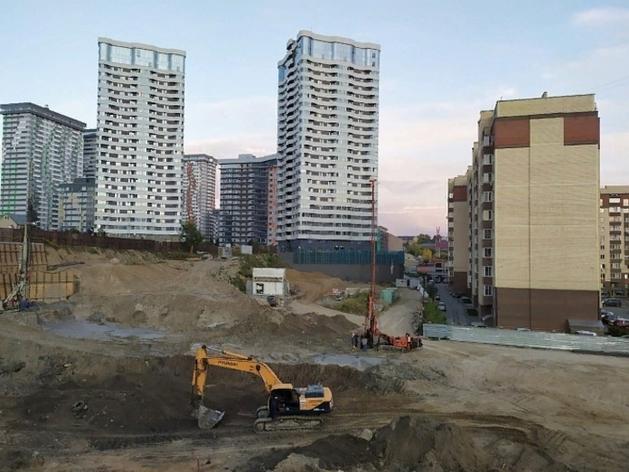 Возле новосибирской «Ауры» построят высотный жилой комплекс