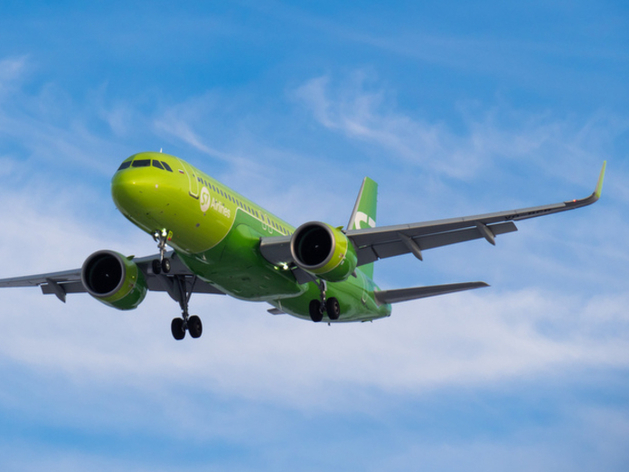 S7 открыла авиасообщение с Дагестаном