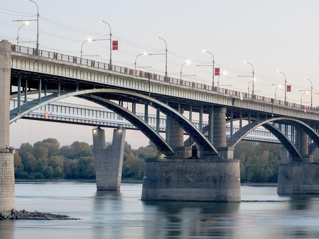 Выбрали подрядчика для разработки проекта капремонта Октябрьского моста