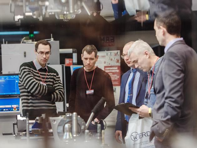 Опыт мировых лидеров и новейшие станки, оборудование на MashExpo Siberia