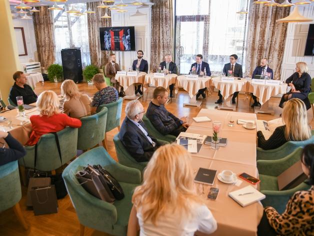 Команда топ-менеджеров General Invest провела бизнес-завтрак для бизнесменов Сибири