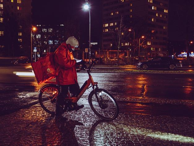В девять раз вырос спрос на курьеров в Новосибирске