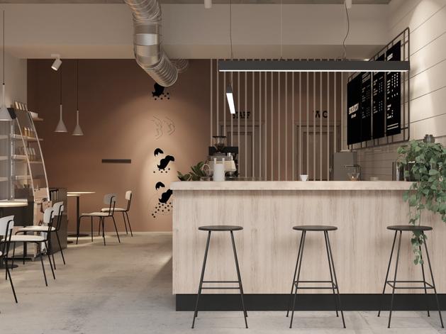 Четвертая кофейня Skuratov Coffee открылась в Новосибирске