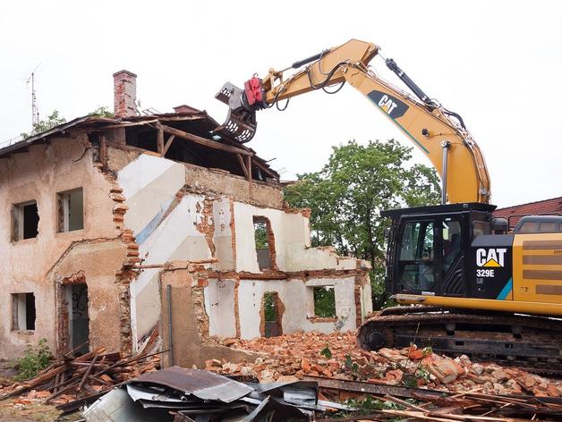 Новосибирская мэрия приказала демонтировать девять незаконных объектов