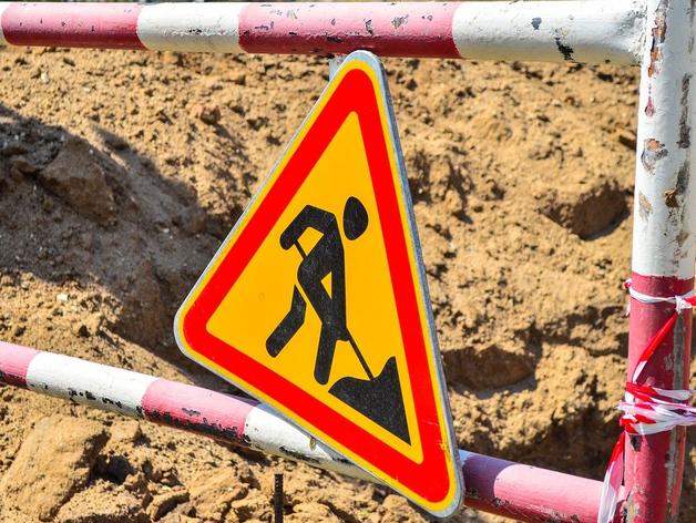 Стало известно, кто будет строить дорогу для новой ледовой арены