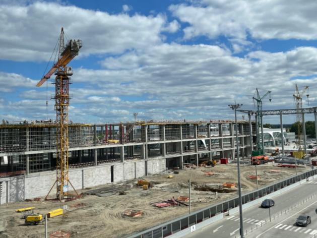 В Толмачево озвучили планы по реконструкции аэровокзального комплекса