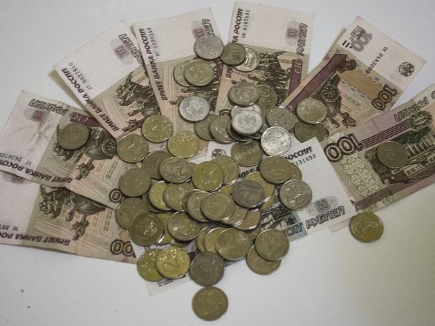 Зарплатные долги в регионе увеличилась на 10% за месяц
