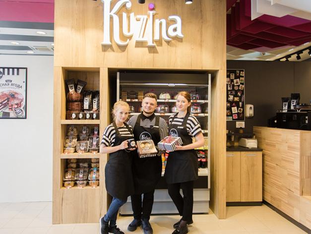 Kuzina откроет два новых кафе в Новосибирске