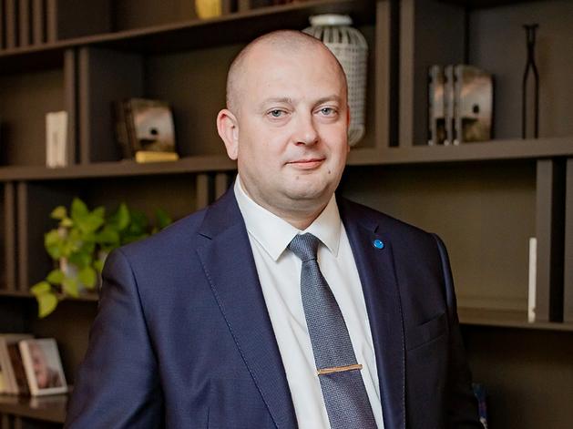 Генеральный директор правового центра «алмаз.мфц», Павел Кириченко