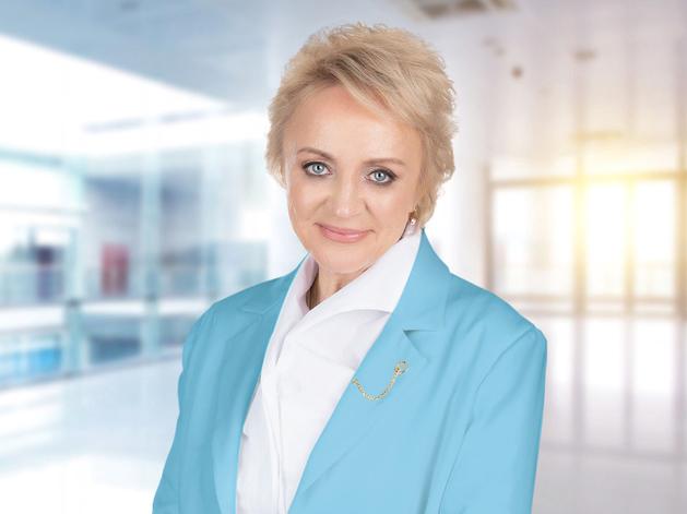 Наталья Пасман, заслуженный врач РФ, акушер-гинеколог с 42-летним стажем, основатель «Клиники Пасман»