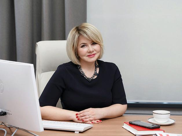 Директор General Invest в Новосибирске - Елена Шевченко