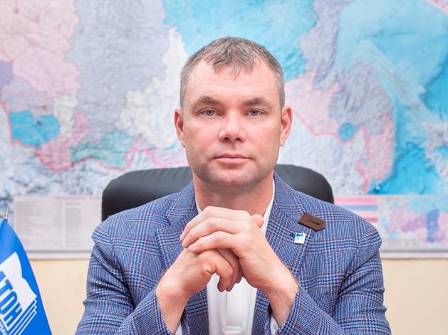 Генеральный директор ГК «Атон» Забелин Андрей