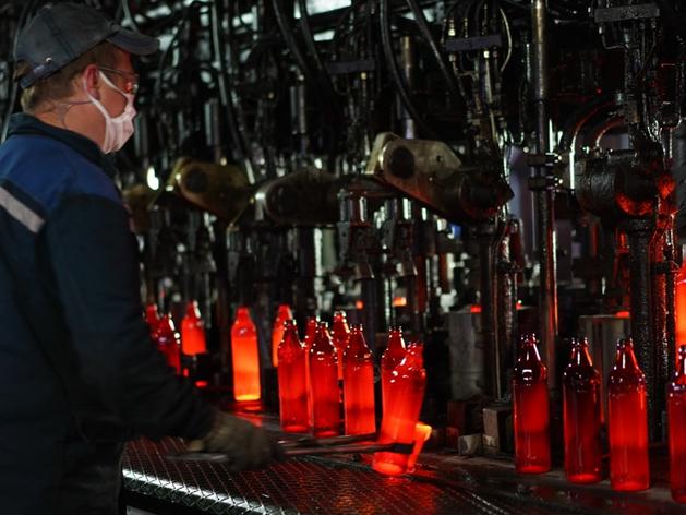 «Сибстекло» запустило крупнейшую в отрасли стекловаренную печь