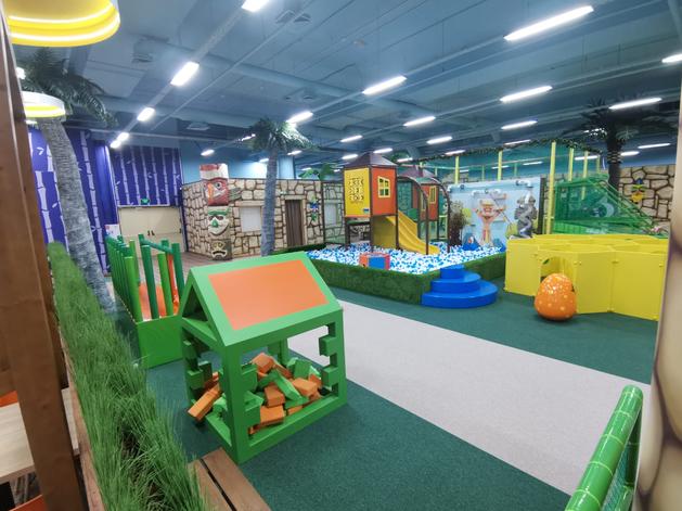 Новый парк активного отдыха открылся в ТРЦ «Аура»