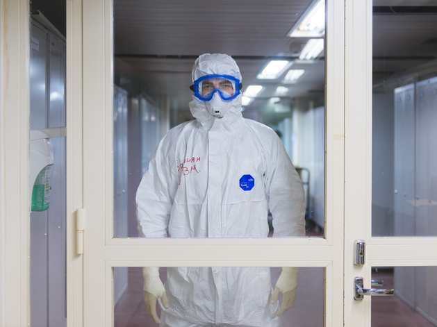 Минздрав рассказал, когда ожидается рост заболеваемости ковидом в Новосибирске