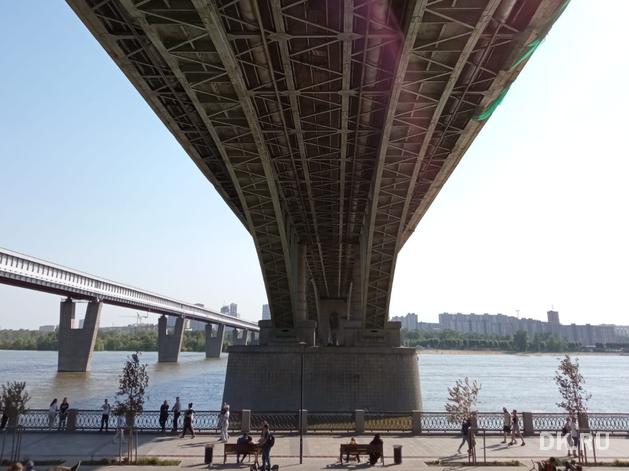 Выбрали подрядчика для ремонта Октябрьского моста