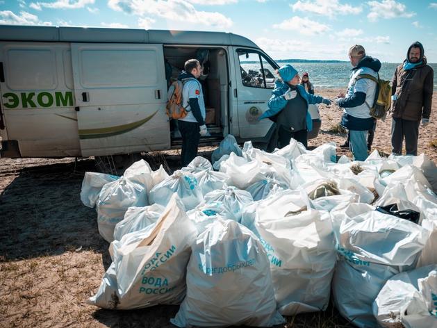 Крупные компании снова объединились на экологической акции
