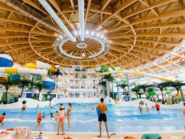 В Новосибирском аквапарке ввели процедуру наблюдения