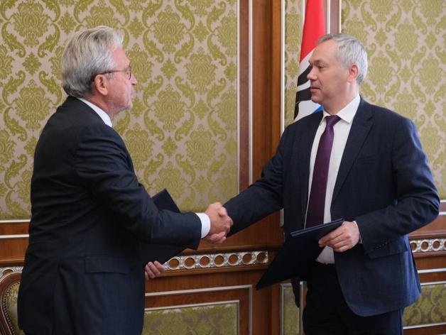 Альфа-Банк будет финансировать проекты Новосибирской области