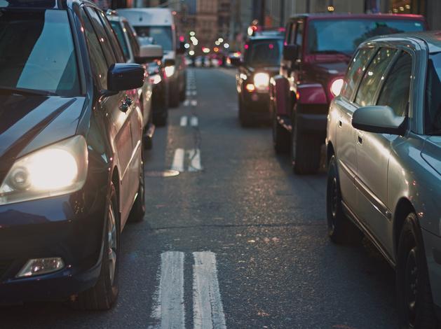 Новосибирск оказался в топе городов мира с самыми загруженными дорогами